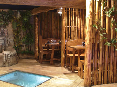 Bamboo Interior Design