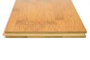 Bamboo Flooring Edge
