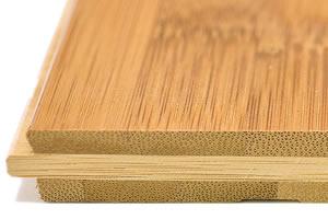 Bamboo Floor Edge