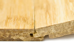 Bamboo Flooring Joint