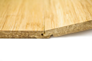 Bamboo Floor Planks Joint