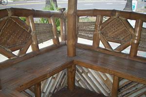 Bamboo Gazebo Tiki Bar Or Hut For The Garden
