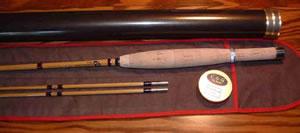 Bamboo Fly Rod