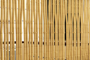 Bamboo Screens For room partitions a bamboo screen is ideal